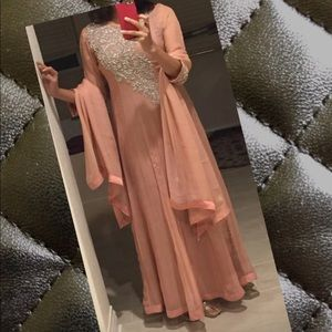 Dresses & Skirts - Indian Pakistani Gown Anarkali Shalwar/salwar